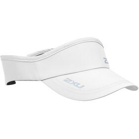 2XU Run Headwear white